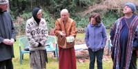 GuesheLa (Tibetan Monk) Blessing