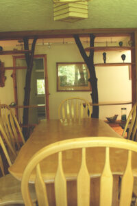 view of Eaglenest Sanctuary dining area