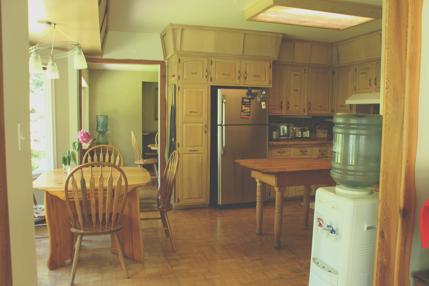 View of Eaglenest Sanctuary Kitchen