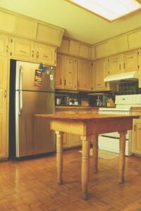 view of Eaglenest Sanctuary kitchen