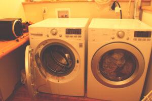Eaglenest Sanctuary Washer and dryer